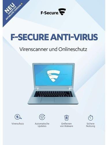 Image of F-Secure Anti-Virus 2019