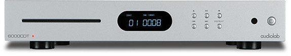 Image of Audiolab 6000CDT Silver