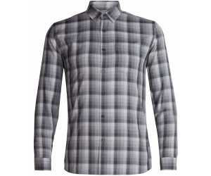 Icebreaker DEPARTURE II SS SHIRT PLAID Männer Outdoor Hemd