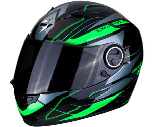 Scorpion Exo-490 Nova Black Green au meilleur