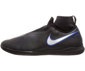 8e4f4670621 Nike React Phantom Vision Pro Dynamic Fit IC (AO3276) Black Racer  Blue Metallic Silver