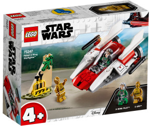 Lego Star Wars Rebel A Wing Starfighter 75247 Ab 999