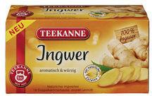 Teekanne Anregender Ingwer (18 Stk.)