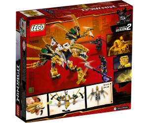 Lego Ninjago Goldener Drache 70666 Ab 1398 Preisvergleich