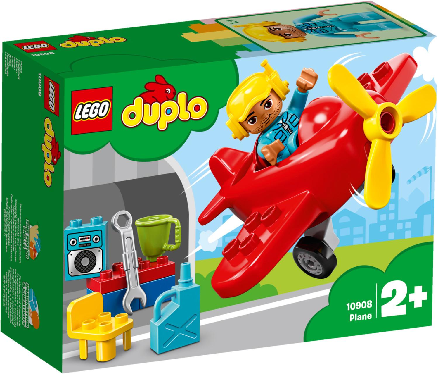 LEGO Duplo - L'avion (10908)