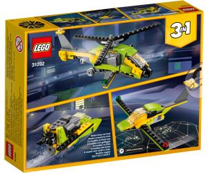 Adventure31092Au Prix Helicopter Creator In Lego Meilleur 3 1 KTlFc1J