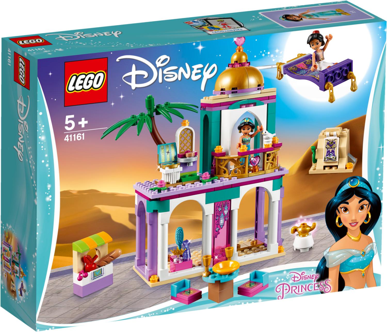 LEGO Disney Princess - Les aventures au Palais de Jasmine et Aladdin (41161)