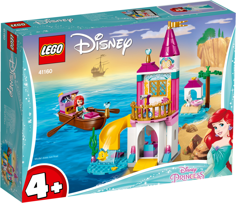 LEGO Disney Princess - Le château en bord de mer d'Ariel (41160)