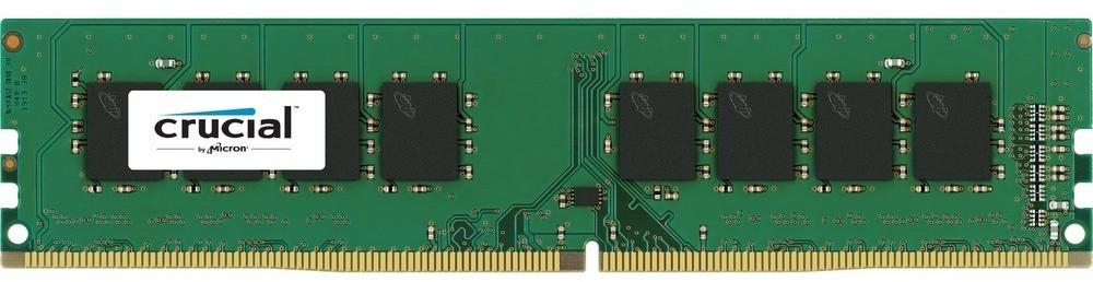#Crucial 4GB DDR4-2666 CL19 (CT4G4DFS8266)#