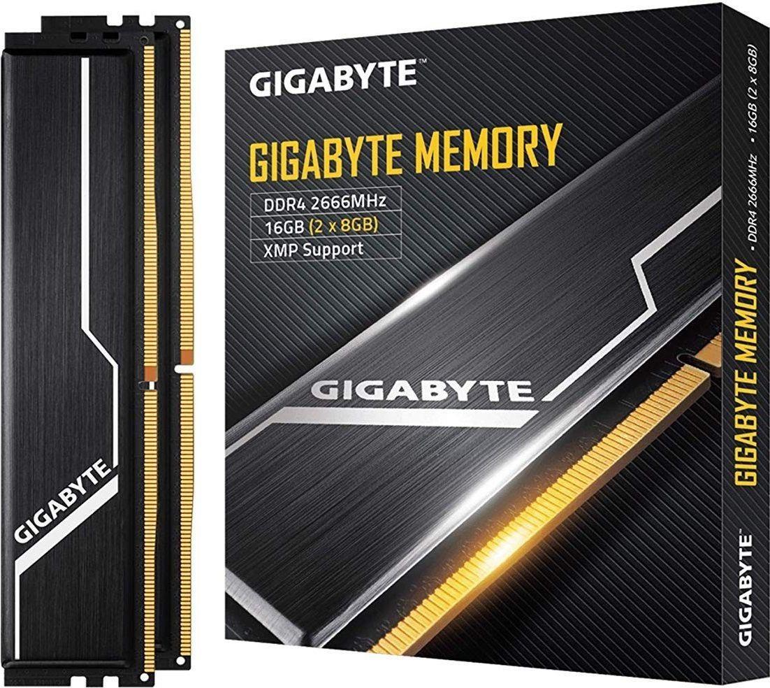 Image of GigaByte 16GB Kit DDR4-2666 CL16 (GP-GR26C16S8K2SU416)