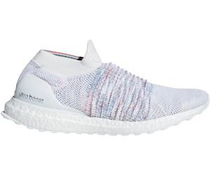 Adidas UltraBOOST Laceless Ftwr WhiteActive RedActive