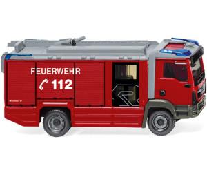 Wiking Feuerwehr - Rosenbauer AT LF (MAN TGM Euro 6) (061246)