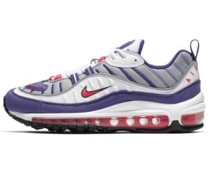 Nike Air Max 98 Women whitereflect silverblackracer pink