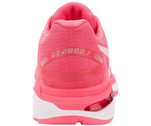 0f87af188b Buy Asics GT-2000 7 Women Pink Cameo/White from £58.64 – Best Deals ...