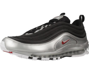Nike Air Max 97 QS BlackMetallic SilverWhiteVarsity Red