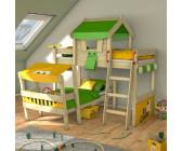 Etagenbett Mit Rutsche Wickey Crazy Circus : Wickey etagenbett preisvergleich günstig bei idealo kaufen