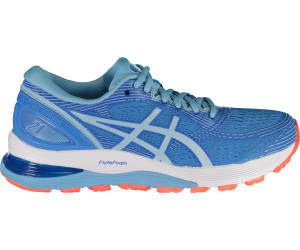 Asics Gel-Nimbus 21 Women Blue Coast/Skylight ab 78,41 ...