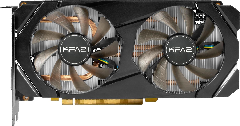 Image of Galaxy GeForce RTX 2060 1-Click OC 6GB GDDR6
