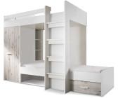 Etagenbett Moritz Weiss : Kinderbett mit regal hübscher etagenbett moritz l buche vollholz