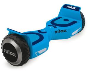 NILOX DOC Hoverboard Elettrico Azzurro Sky Blue con Speaker Bluetooth
