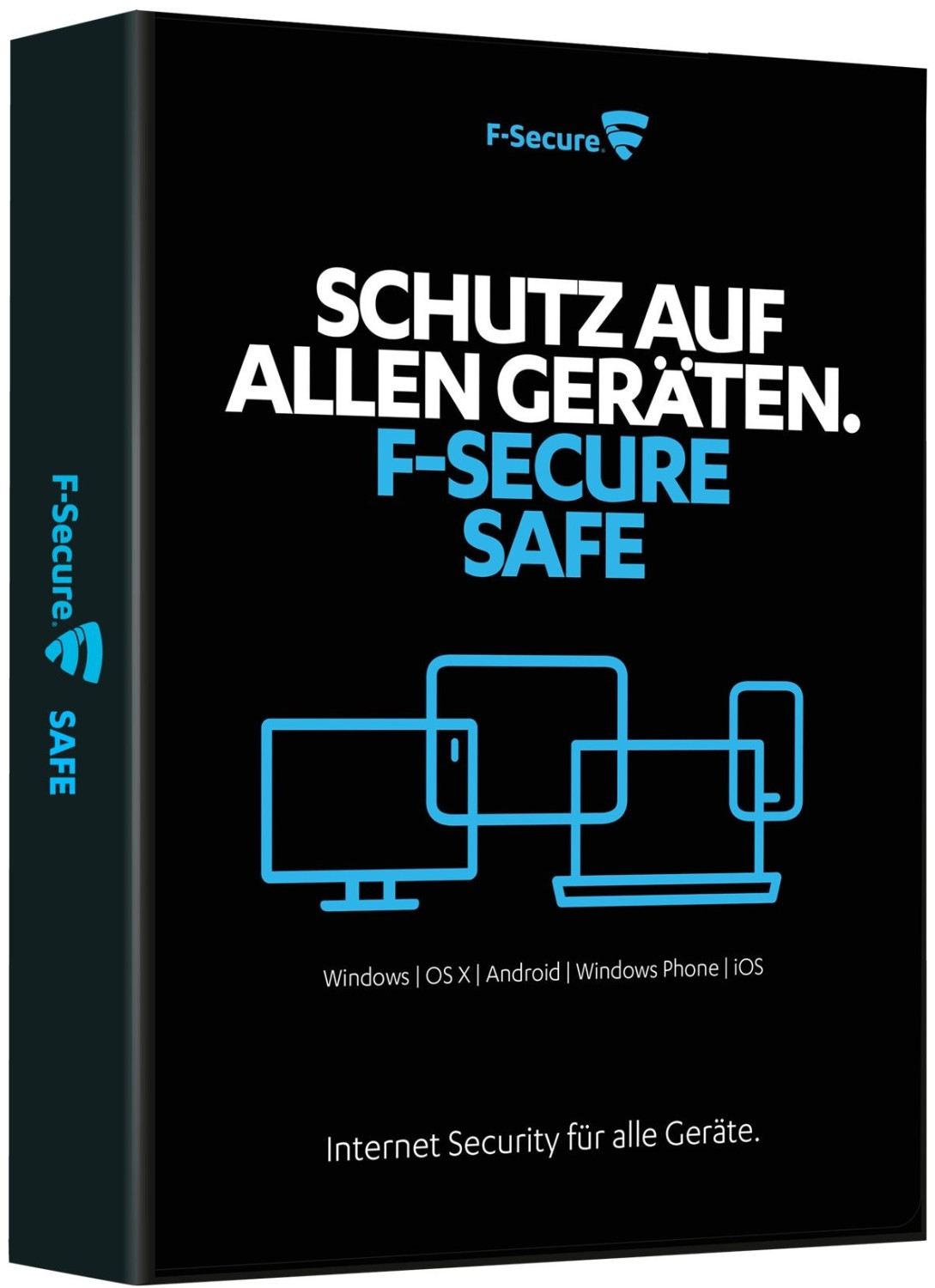 Image of F-Secure SAFE 2019 (1 Device) (1 Year) (Download)