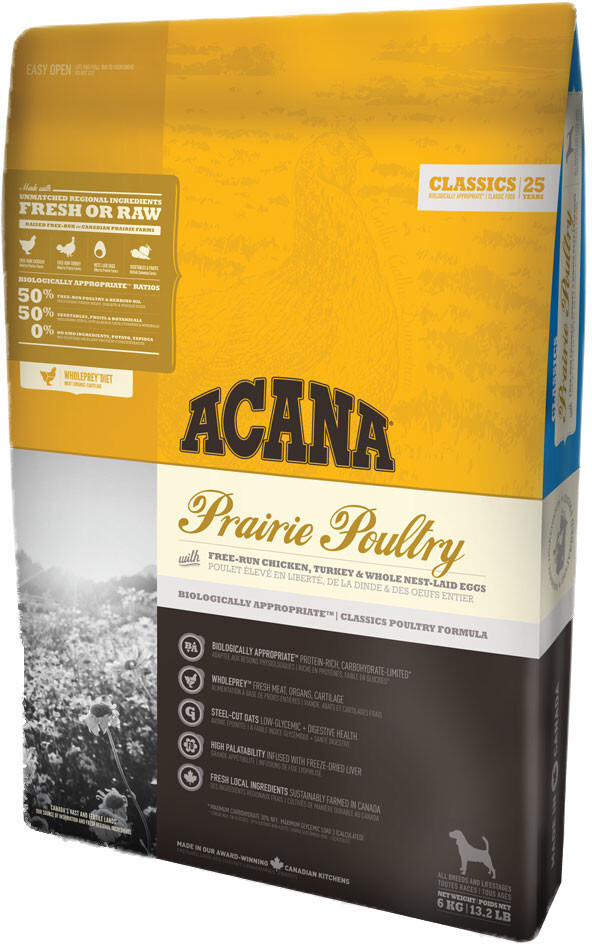 Image of Acana Prairie Poultry