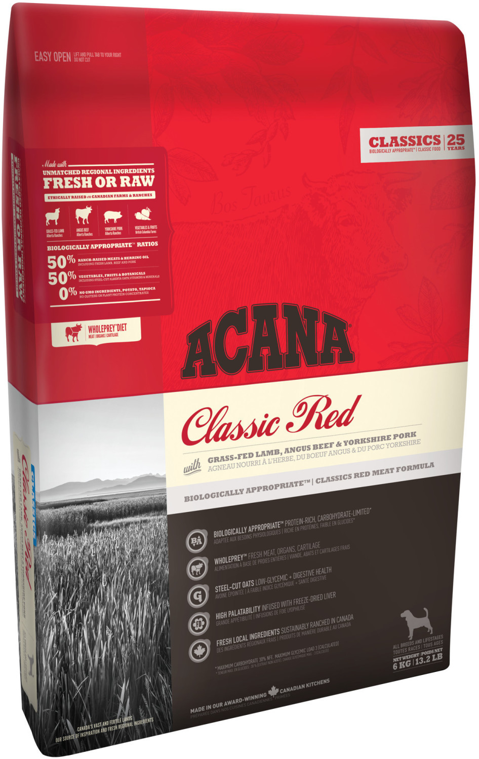 Image of Acana Classic Red (6 kg)