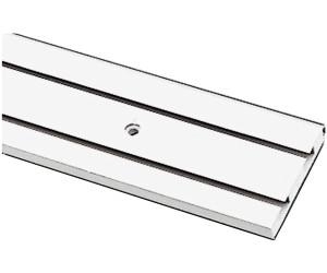 Aluminium Vorhangschiene Weiss 2 Laufig 150 Cm Bei Hornbach Kaufen