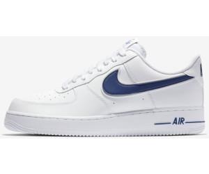 Nike Air Force 1 '07 whitedeep royal au meilleur prix sur