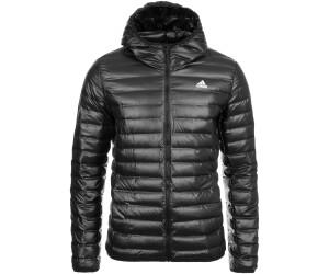 Adidas Varilite Down Hooded Jacket Men au meilleur prix sur