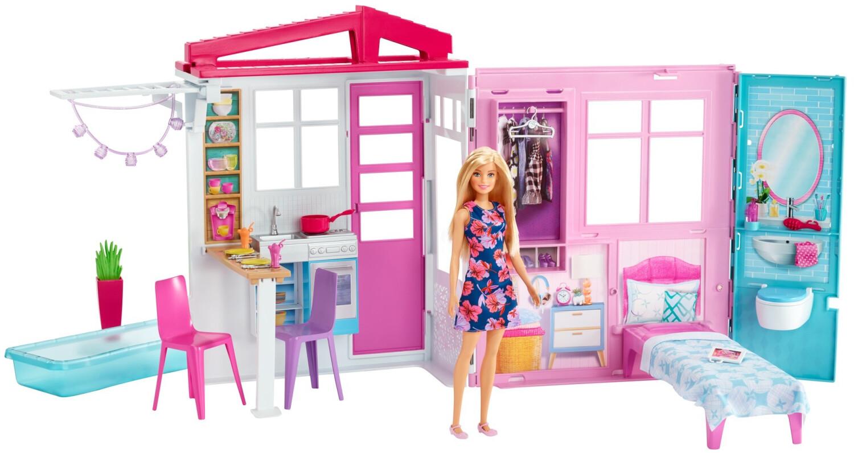 Barbie Ferienhaus
