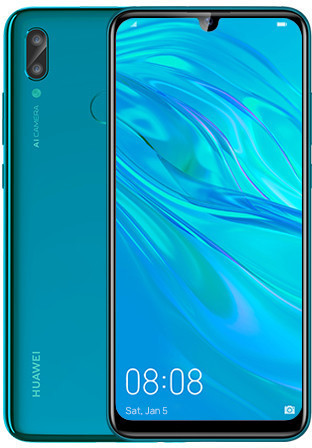 Huawei-P-Smart-2019-Single-Sim-Black-Aurora-Blue-Sapphire-Blue-NEU-Sonstige Indexbild 3