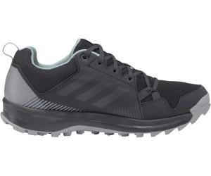 adidas Women's Terrex Tracerocker GTX Trailrunningschuhe Core Black Carbon Ash Green | 5 (UK)