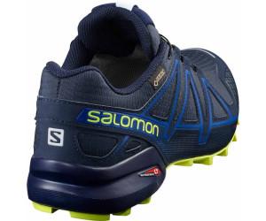 schuher Salomon Speedcross 4 GTX SRace LTD Navy Blazer