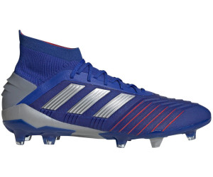 Adidas Predator 19+ FG blausilber, Gr. 41 13 EU