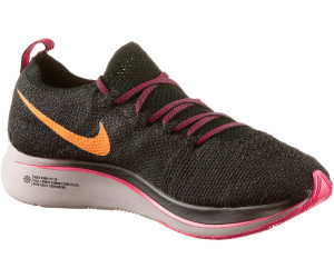 f8e7d934a9b3 Nike Zoom Fly Flyknit Women (AR4562) Balck Orange Peel Moon Particle