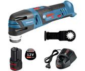 Bosch GOP 12V 28 Professional (1 x 3,0 Ah Akku + Ladegerät