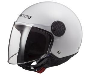 XS Nero//Giallo LS2 Casco moto OF558 SPHERE LUX CRUSH Nero HI VIS Giallo