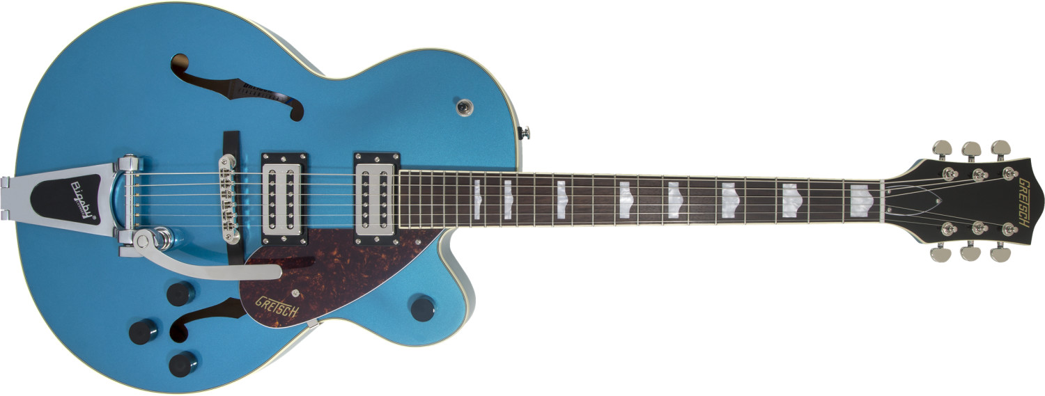 Image of Gretsch G2420T Streamliner Single Cutaway Bigsby 2019 RB Riviera Blue
