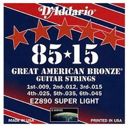 D'Addario Great American EZ 920 String Set