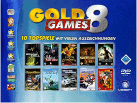 Gold Games 8 (PC)