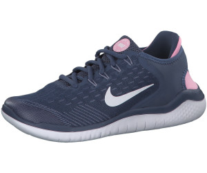 Nike Free RN 2018 Youth (AH3457) Diffused BlueWhiteAshen