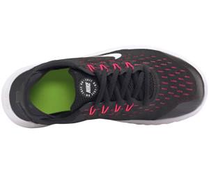 71e009d4ba36 Buy Nike Free RN 2018 Youth (AH3457) Black White-Racer Pink-Volt ...