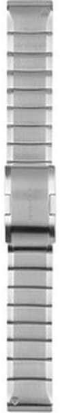 Garmin QuickFit 22 Stainless Steel Strap (010-12496-20)