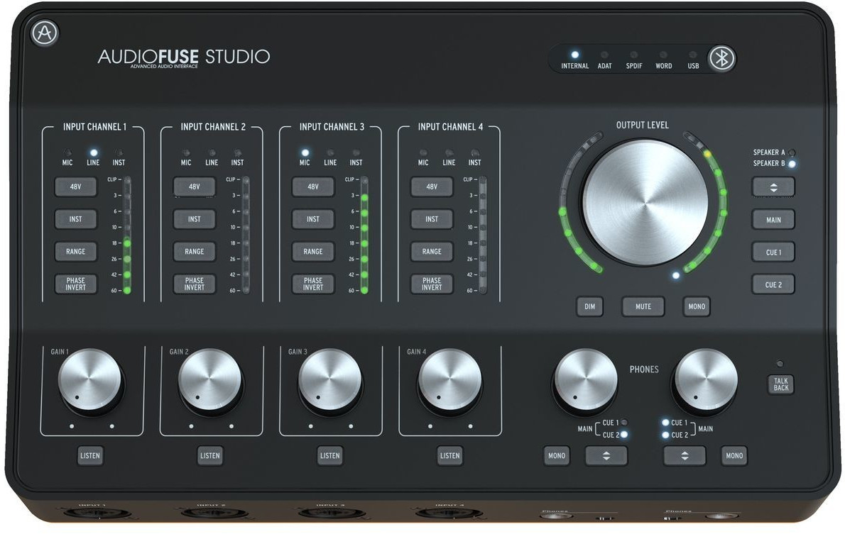 Image of Arturia Audiofuse Studio