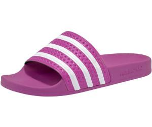 Adidas Adilette Slipper W vivid pink/vivid pink/ftwr white ...