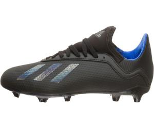 Kinder Fußballschuhe Nockenschuhe adidas X 18.3 FG Jr BB9371 rot