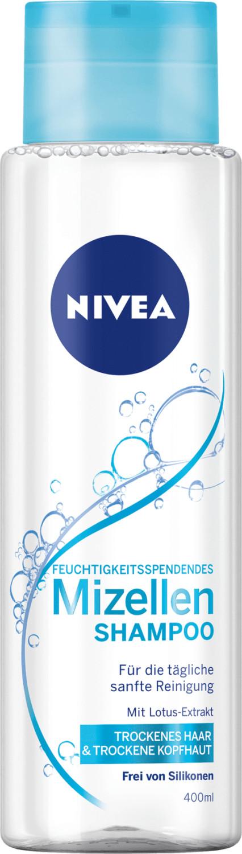 Nivea Mizellen Shampoo Feuchtigkeit (400 ml)