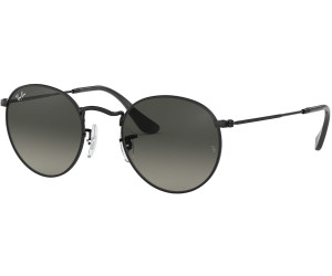 f360e0fbc Buy Ray-Ban Round Flat Lenses RB3447N 002/71 from £90.32 – Best ...
