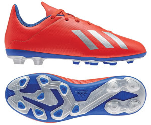 b8d0b68ce Buy Adidas 18.4 FxG J Youth (BB9379) Red from £27.99 – Compare ...